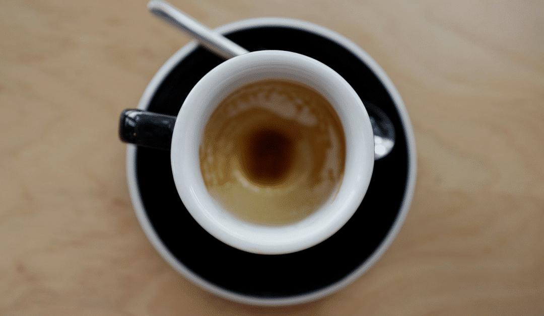 Espresso: Pasos para prepararlo
