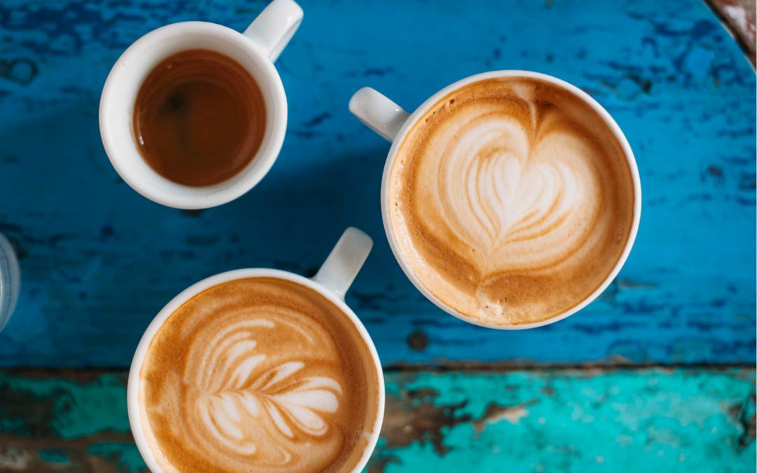 Tipos de taza para cada café