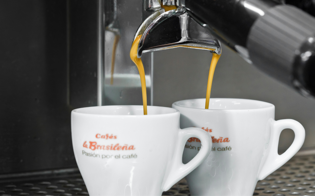 Nuevos sabores de cafés